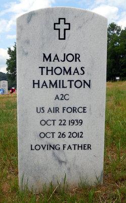 Major Thomas Hamilton