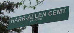 Harr - Allen Cemetery