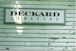 Deckard Cemetery