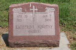 Katherine Frances <i>Padden</i> Novotny