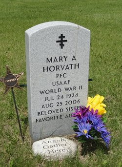 Mary Ann Horvath