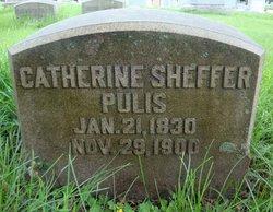 Catherine <i>Sheffer</i> Pulis