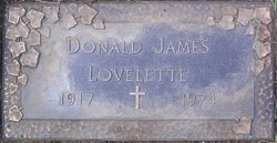 Donald James Lovelette