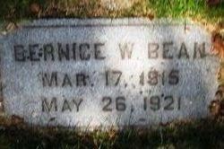 Bernice Bean