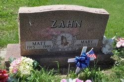 Matthew J. Zahn