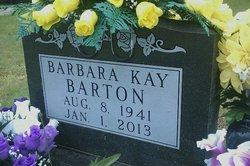 Barbara K. <i>York</i> Barton