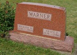 Grace Pearl <i>Black</i> Warner
