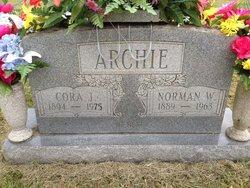 Norman W Archey