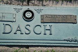 Albertine T Dasch