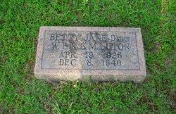 Betty Jane Luton
