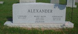 Bradly Bacon Alexander