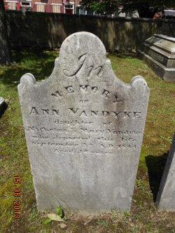 Ann Van Dyke