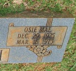 Osie Mae <i>Harris</i> Bush