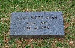 Alice <i>Wood</i> Bush
