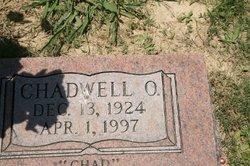 Chadwell O. Chad Abbott