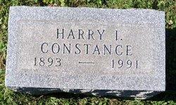 Harry I. Constance