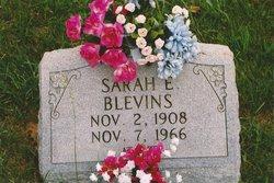 Sarah Esther Blevins