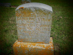 Caroline <i>Stram</i> DuCharme