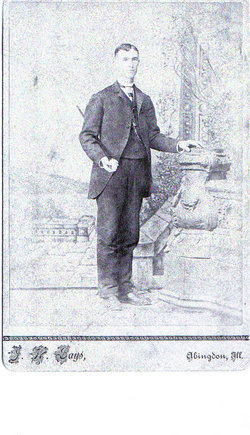 Sherman Marshall Aringdale