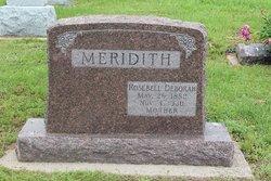 Rosebell Deborah <i>Robbins</i> Meridith