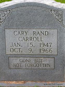 Cary Rand Carroll