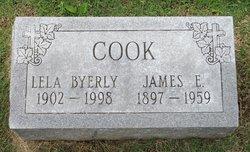 Lela Alberta Grannie <i>Wright</i> Cook Byerly