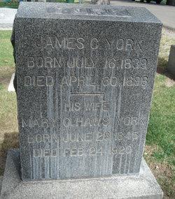 James Chauncy Snow York
