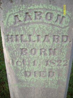 Aaron Hilliard