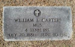 William Leftwich Carter