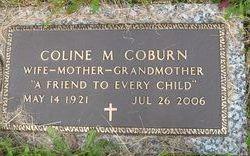 Coline M. <i>Gillis</i> Coburn