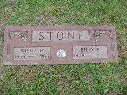 Wilma D Stone
