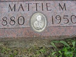 Mattie M Stone