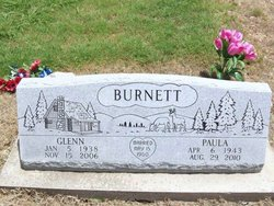 Albert Glenn Burnett