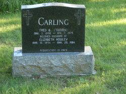 Elizabeth Gabrielle Marie <i>Howley</i> Carling