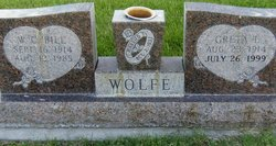 Greta L. <i>Ecklor</i> Wolfe