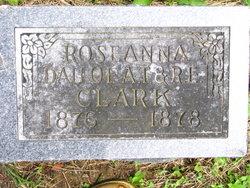 Rosanna Agnes Clark