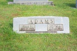 Virginia Elizabeth <i>Fisher</i> Adams