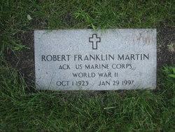 Robert Franklin Martin