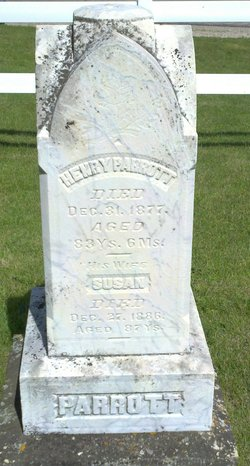 Henry Charles Parrott
