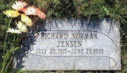 Richard Norman Dick Jensen