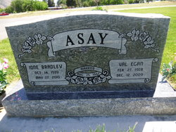 Ione <i>Bradley</i> Asay