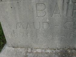 Maude Alma <i>Bynum</i> Baird