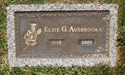 Elsie <i>German</i> Ausbrooks