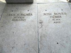 Janis H Palmer