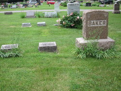 Amandia E <i>Zimmerman</i> Baker