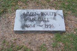 Aileen <i>Woulfe</i> McCall