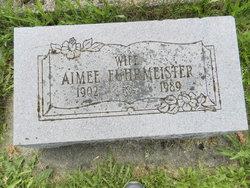 Aimee A <i>Wisner</i> Fuhrmeister