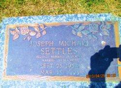 Joseph Micheal Settles