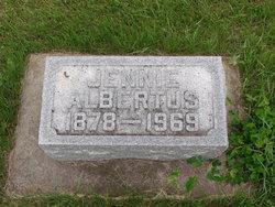 Jennie Albertus