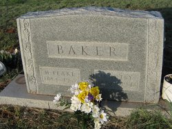 Margaret Pearl Maggie <i>Gilkey</i> Baker